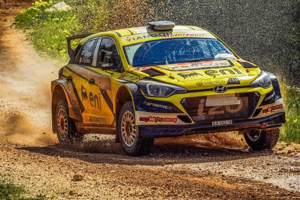 TV3 transles Rally WRC