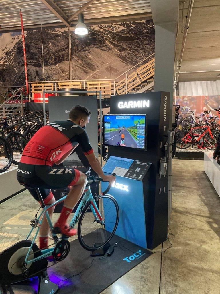 Interesenti tiek aicināti virtuāli izbraukt Pasaules čempionāta riteņbraukšanā trases