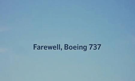 airBaltic atvadās no pēdējās Boeing 737 lidmašīnas (Video)