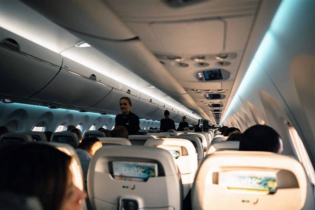 Airbaltic drosi lidojumi