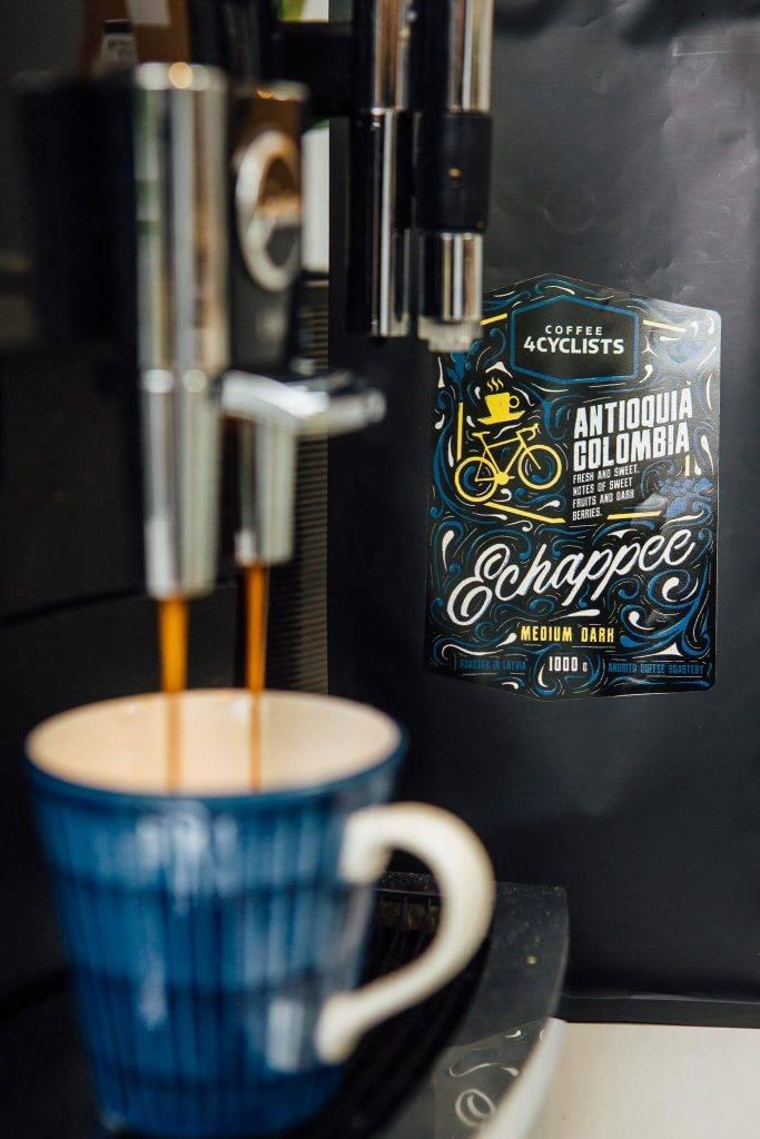 Coffee4Cyclists Echappee (1)