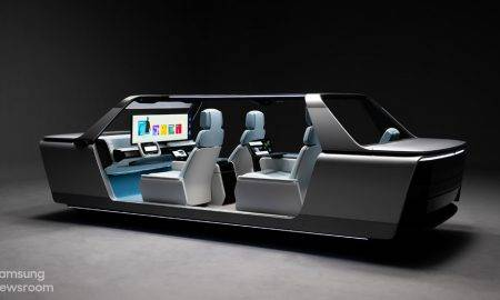 Digital Cockpit 2021: Samsung