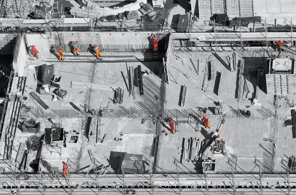 Digitalizācija lielākajos būvniecības projektos