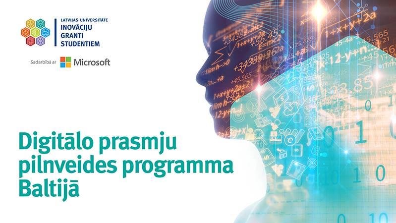 Digitālo prasmju pilnveides programmā mācības uzsāk 7500 dalībnieku