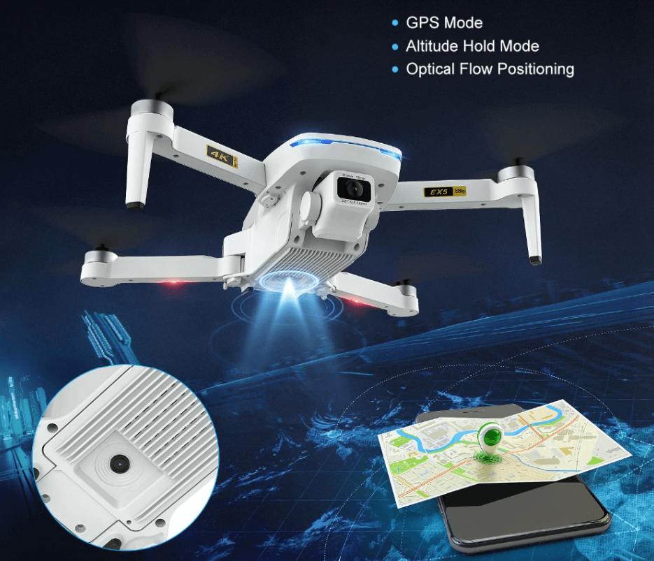 Kvalitatīvs drons no Aliexpress