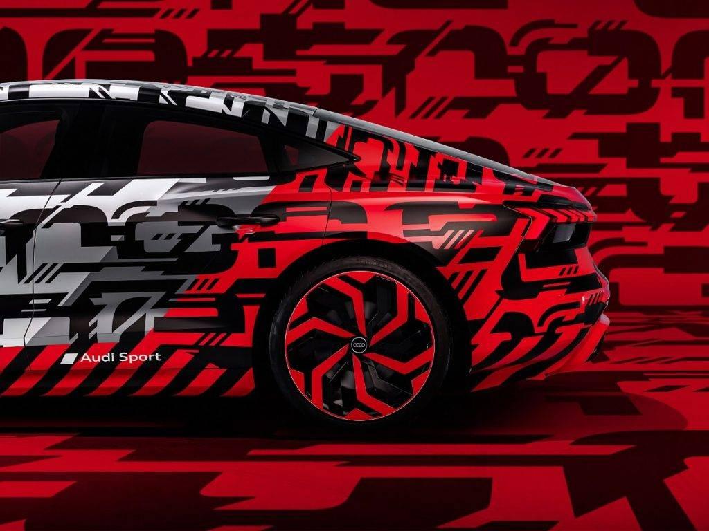 Elektriskā Audi e-tron GT pirmizrāde gaidāma jau februārī – Audi raksturo tā dizaina tapšanu