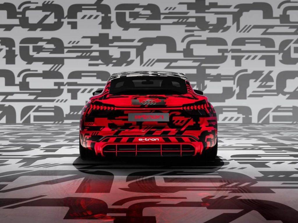 Elektriska Audi e tron GT pirmizrade gaidama jau februari 5