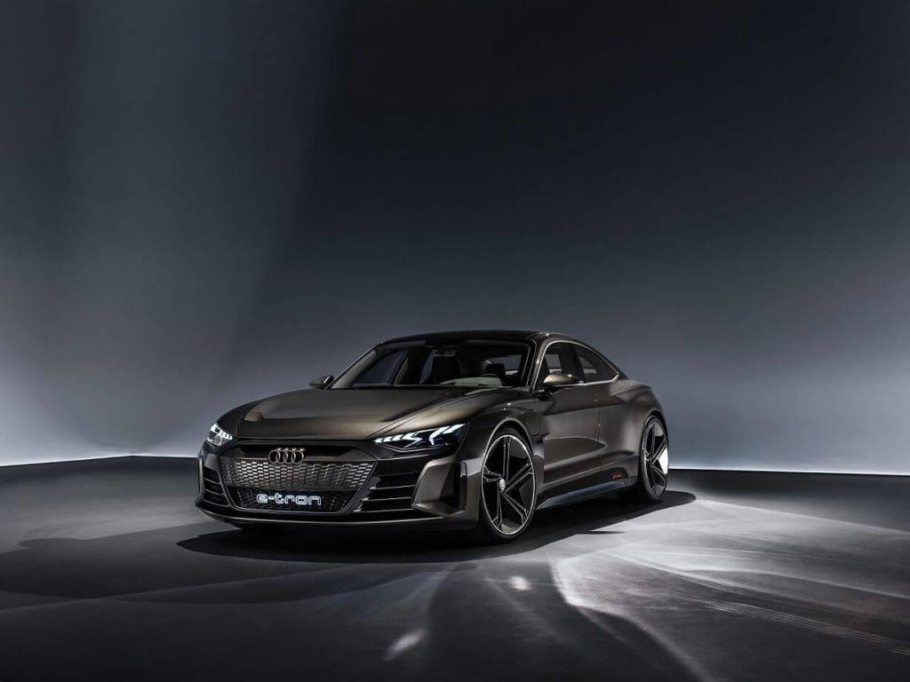 Elektriska Audi e-tron GT pirmizrade gaidama jau februari – Audi raksturo ta dizaina tapsanu
