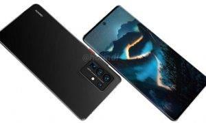 Huawei P50 ar vivām operētājsistēmām - Android un Harmony