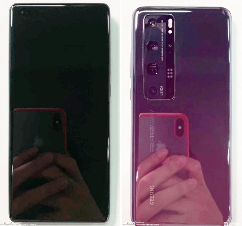 Huawei P50 Pro fotogrāfijas