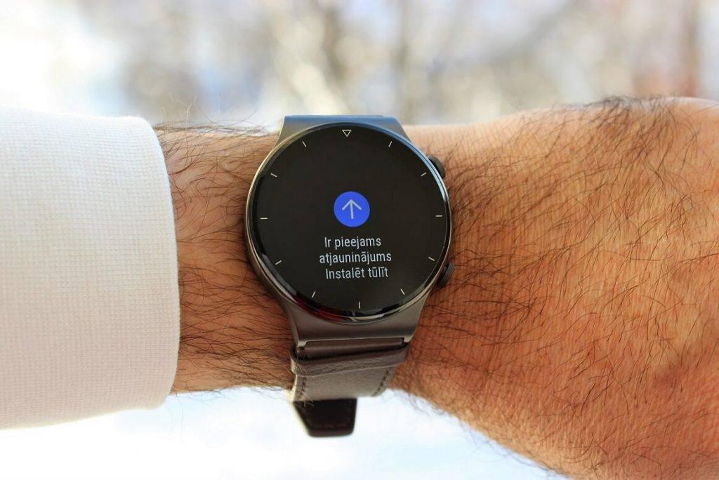Huawei Watch GT2 Pro update