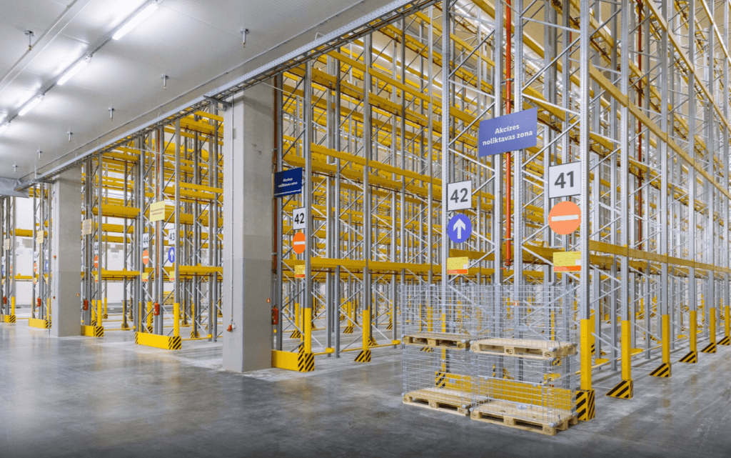 Lidl logistikas centrs 3