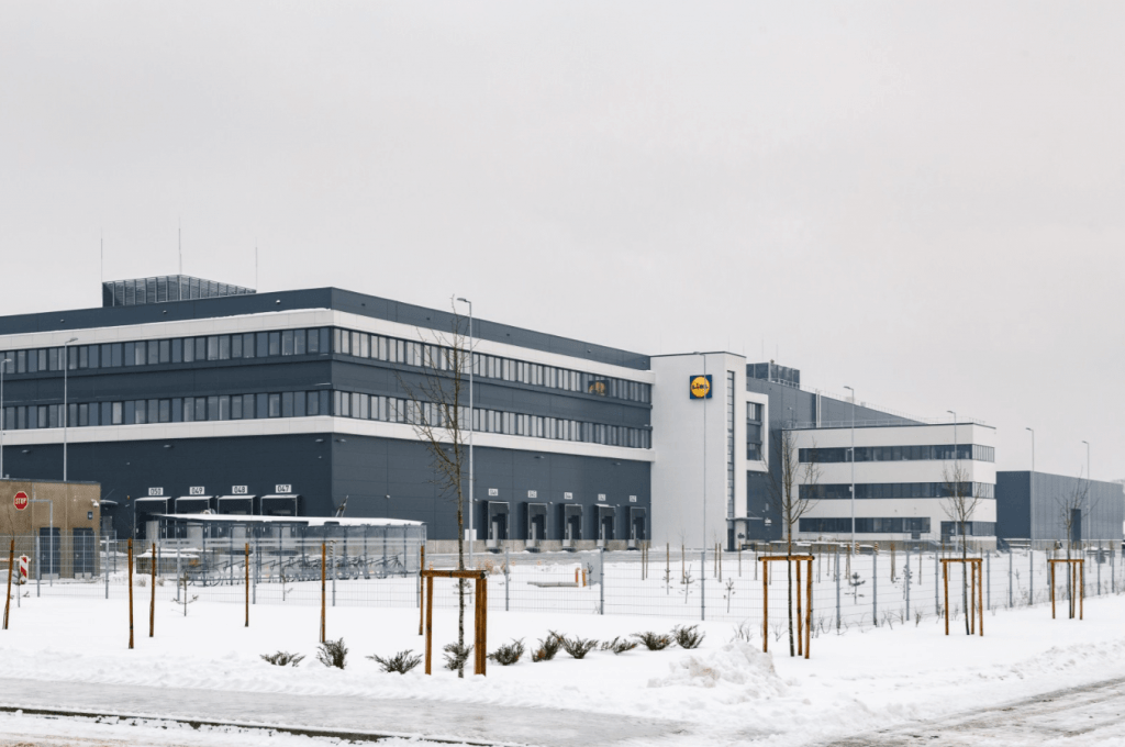 Lidl logistikas centrs 7