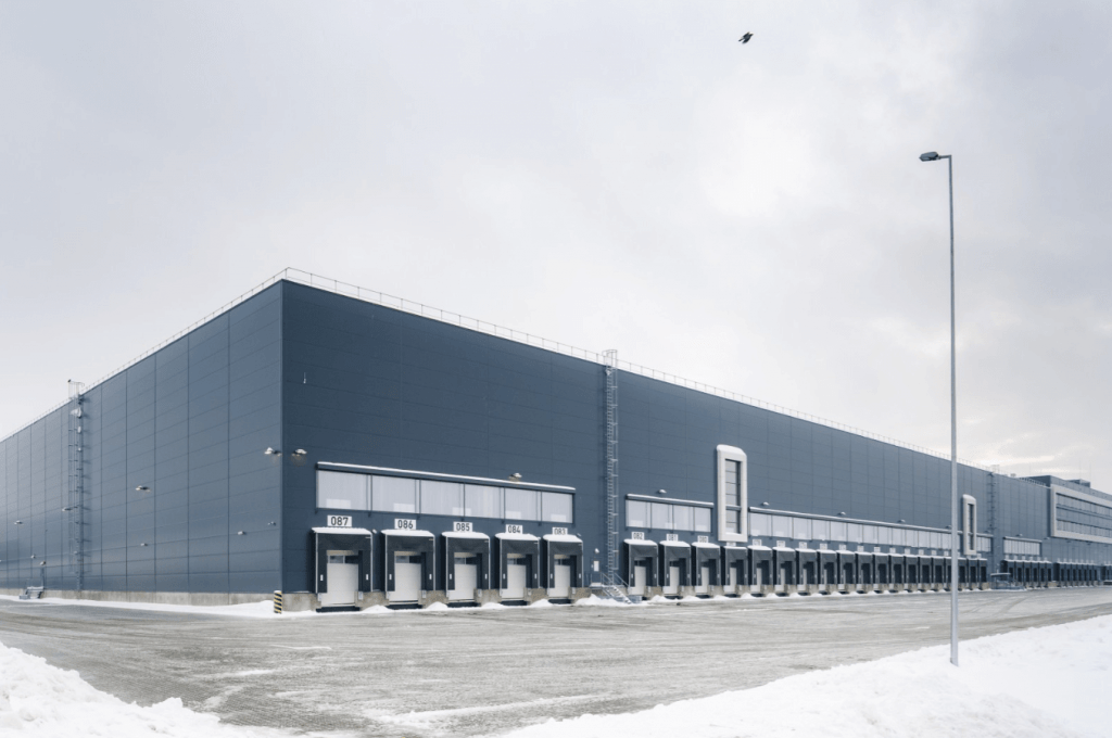 Lidl logistikas centrs 8