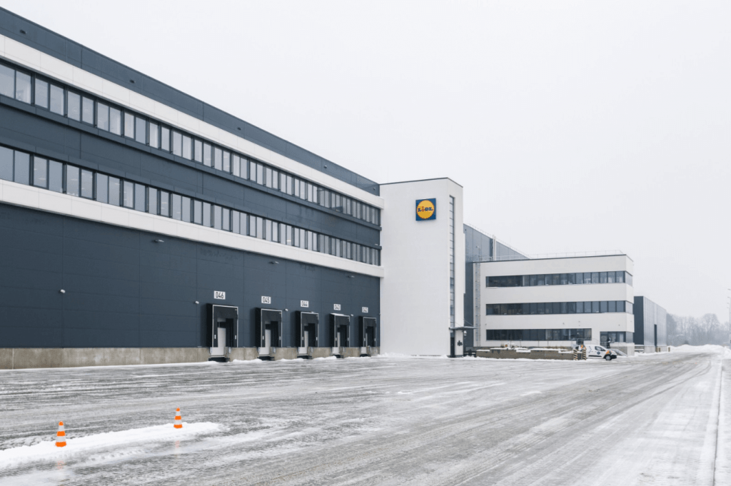 Lidl logistikas centrs 9