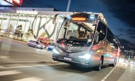 Lux Express atjauno regulārus autobusu reisus uz Viļņu