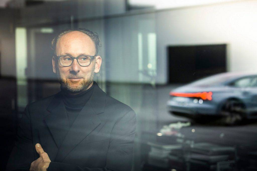 Marks Lihte Audi dizaina nodaļas vadītāja