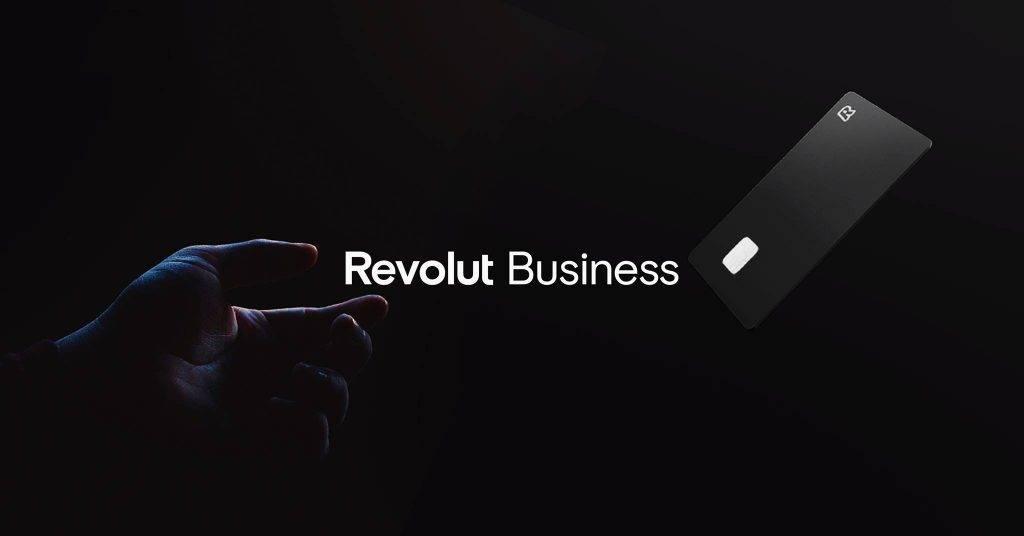 Pakalpojums Revolut business