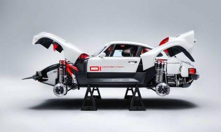 Porsche 911 Saffari
