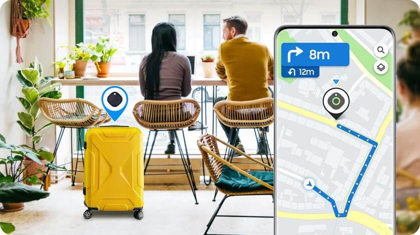 Samsung Galaxy SmartTag sensors 2021
