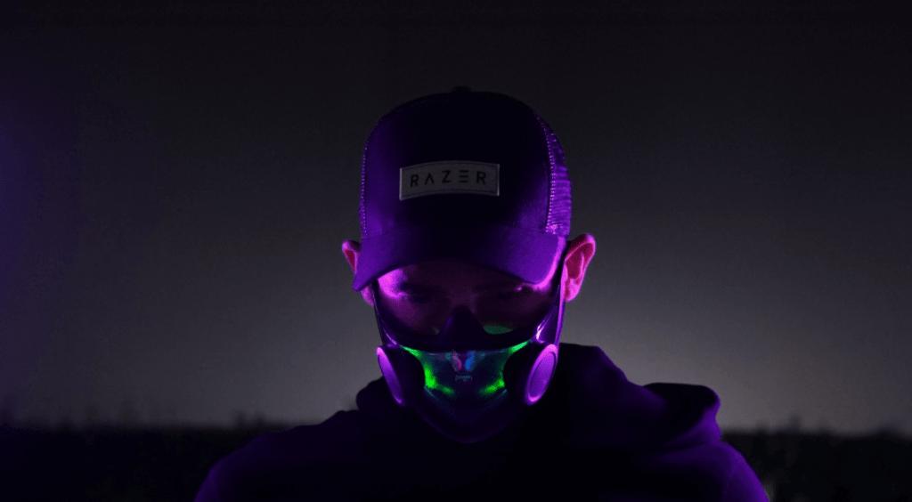 Vieda Razer sejas maska