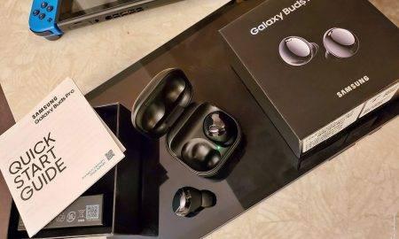 Samsung Galaxy Buds Pro austiņas