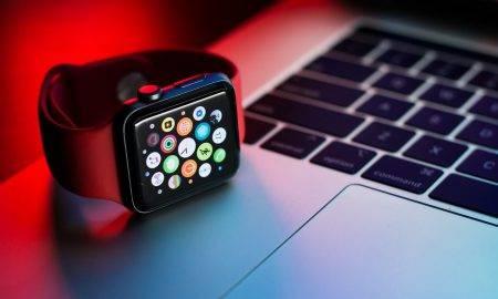 Apple Watch Covid diagnostika