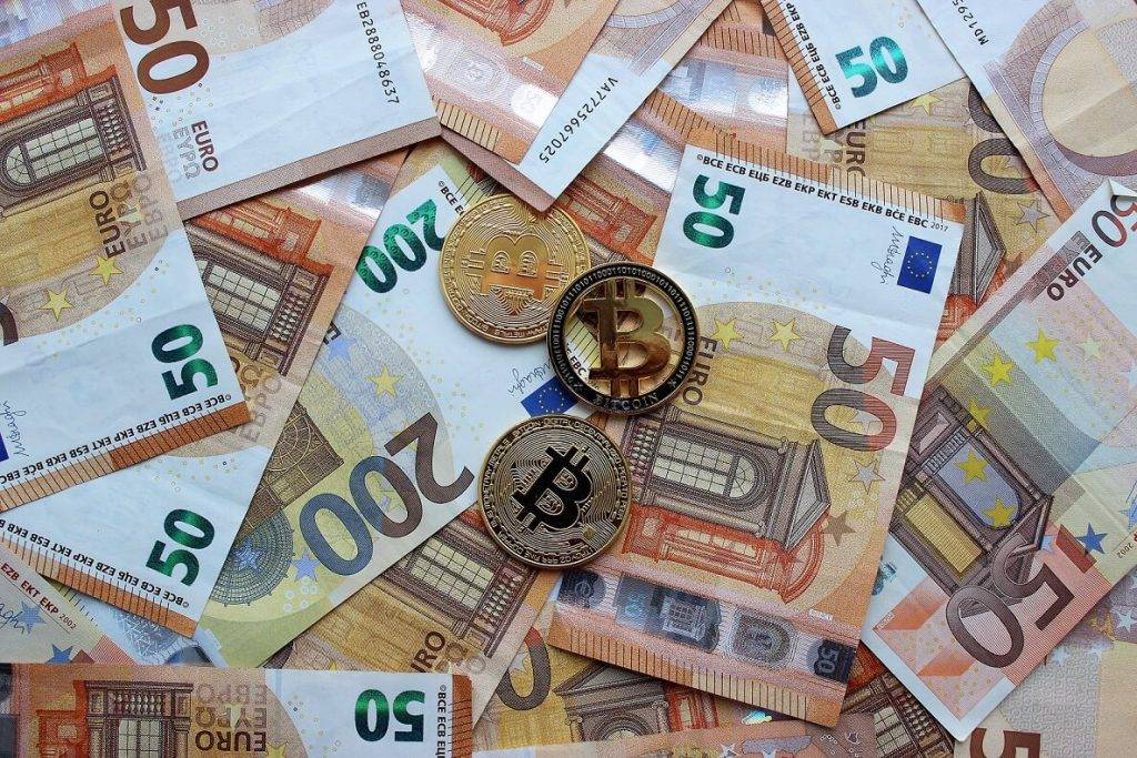 Bitkoina cena