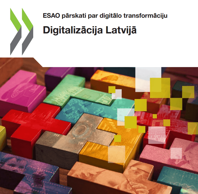 OECD sniedz rekomendācijas Latvijas digitālās transformācijas politikas attīstībai