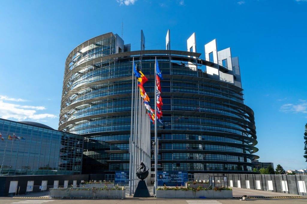 Eiropas savieniba un kriptovaluta