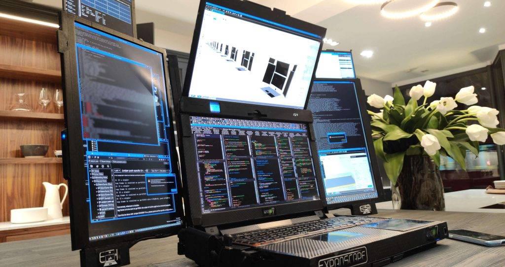 Portatīvais dators Expanscape Aurora