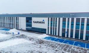 Atklāta jaunā Garmin ražotne Eiropā