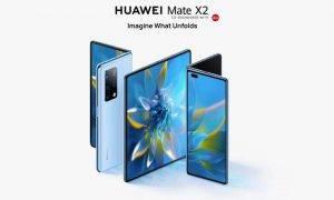 Viedtālrunis Huawei Mate X2