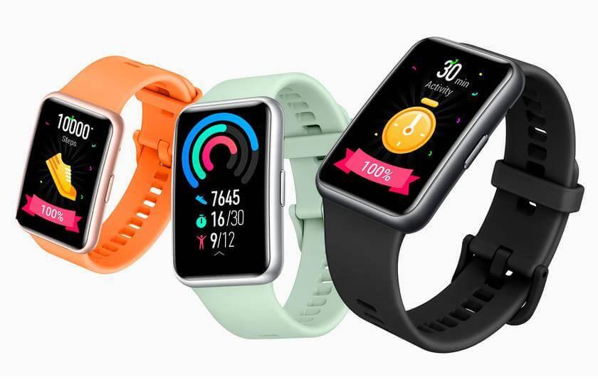 Huawei Watch Fit atjauninājums