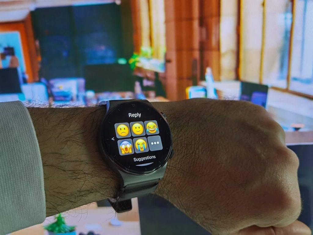Huawei Watch GT 2 Pro atjauninajums 2021