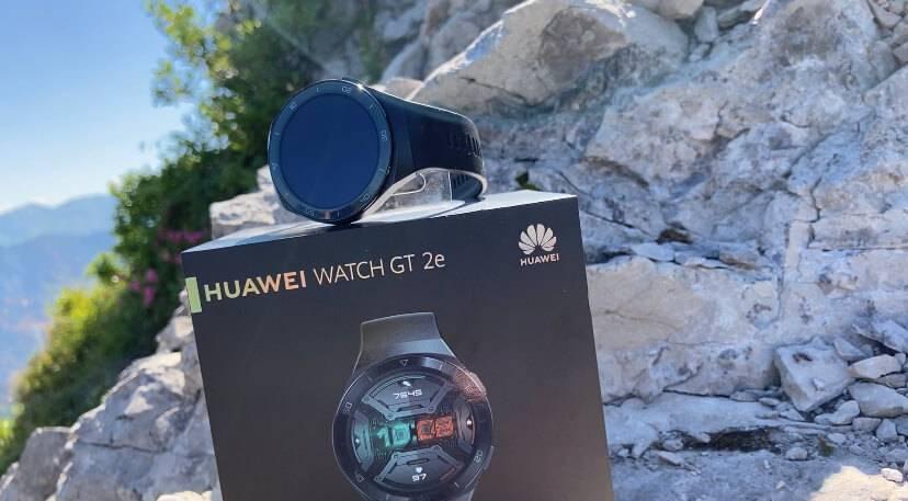 Viedpulkstenim Huawei Watch GT 2e jauns atjaunojums