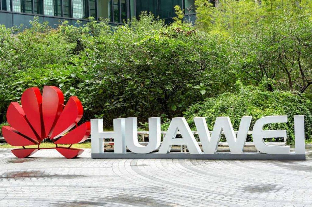 Huawei atbalsta Eiropas Zalo kursu