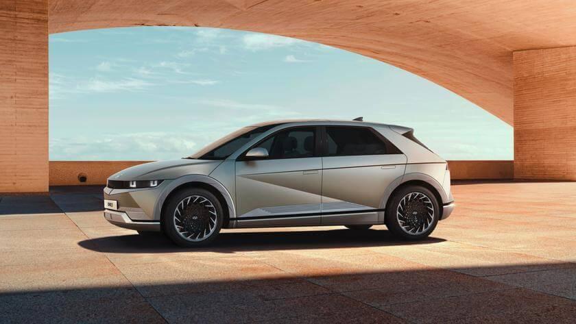Hyundai IONIQ 5 elektroauto