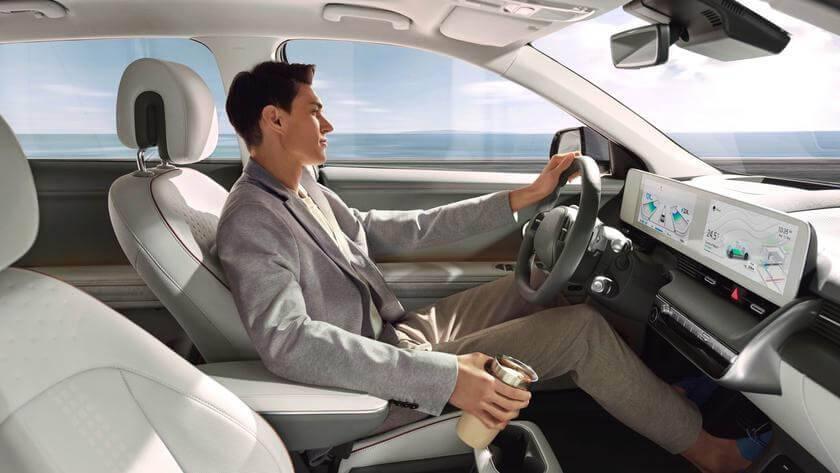 Hyundai IONIQ 5 interjers 4