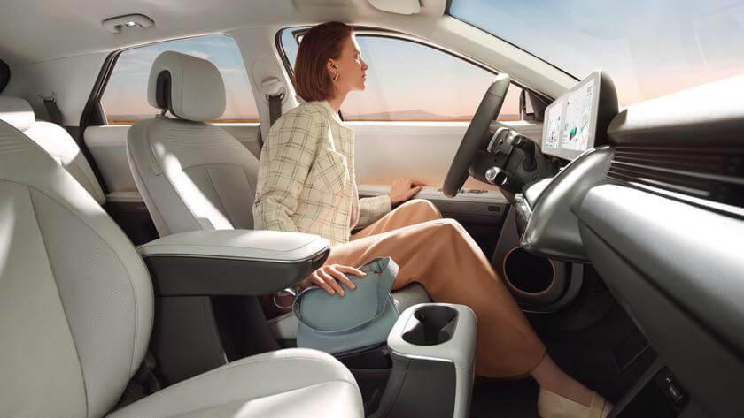 Hyundai IONIQ 5 interjers 5