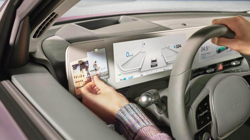Hyundai IONIQ 5 interjers 8