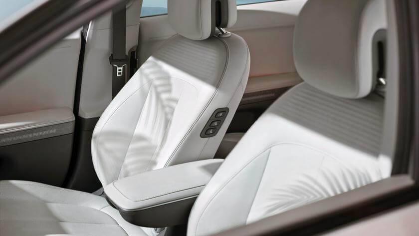 Hyundai IONIQ 5 interjers 9