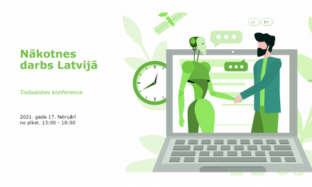 15:19Pasaules mēroga konferencē diskutēs par nākotnes nodarbinātību Latvijā