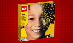 LEGO mozaīka