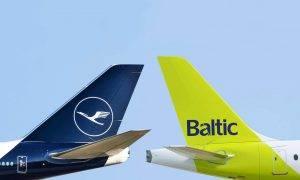 airBaltic un Lufthansa paziņo par sadarbības lidojumu vienošanos