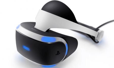 Jaun;as paaudzes PlayStation VR