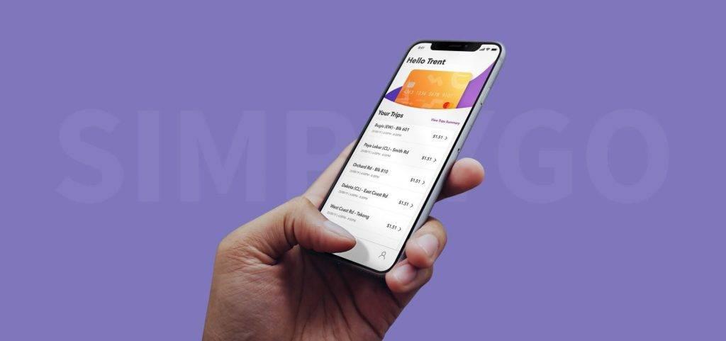 SimplyGo app