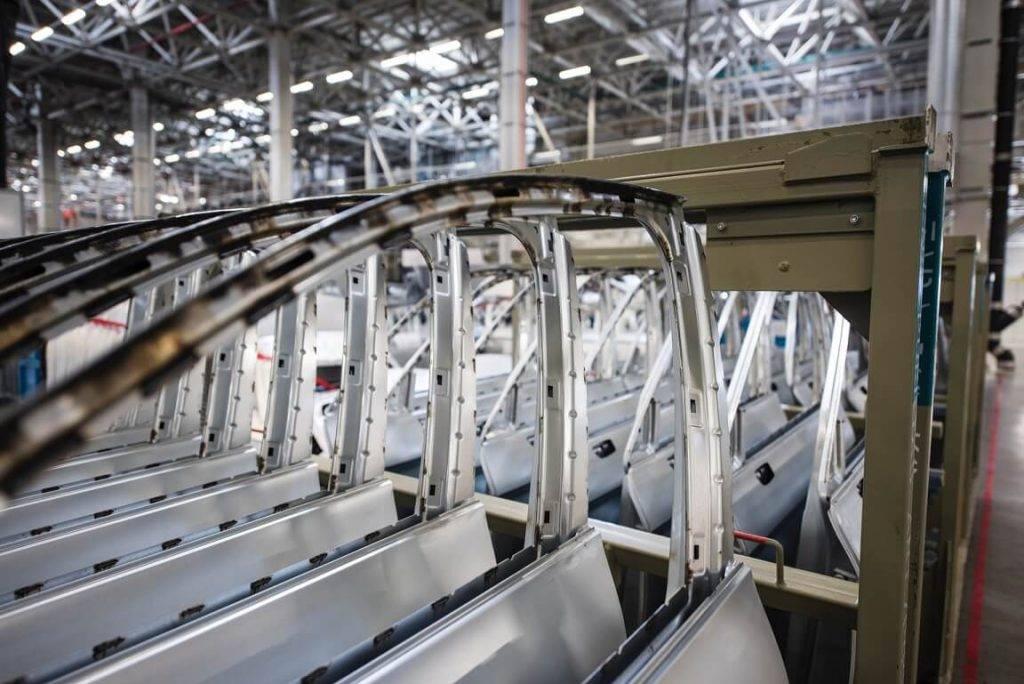 Teslai jauna rūpnīca Indijā
