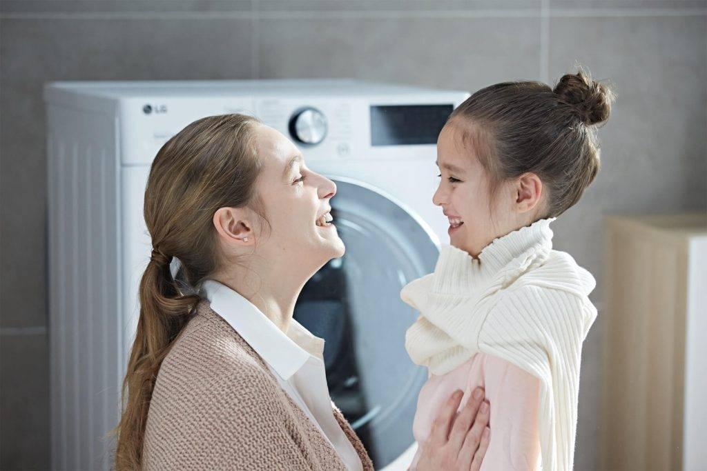 LG pētījums: no vairāk nekā desmit veļas mazgāšanas režīmiem ie-dzīvotāji izmanto vien divus