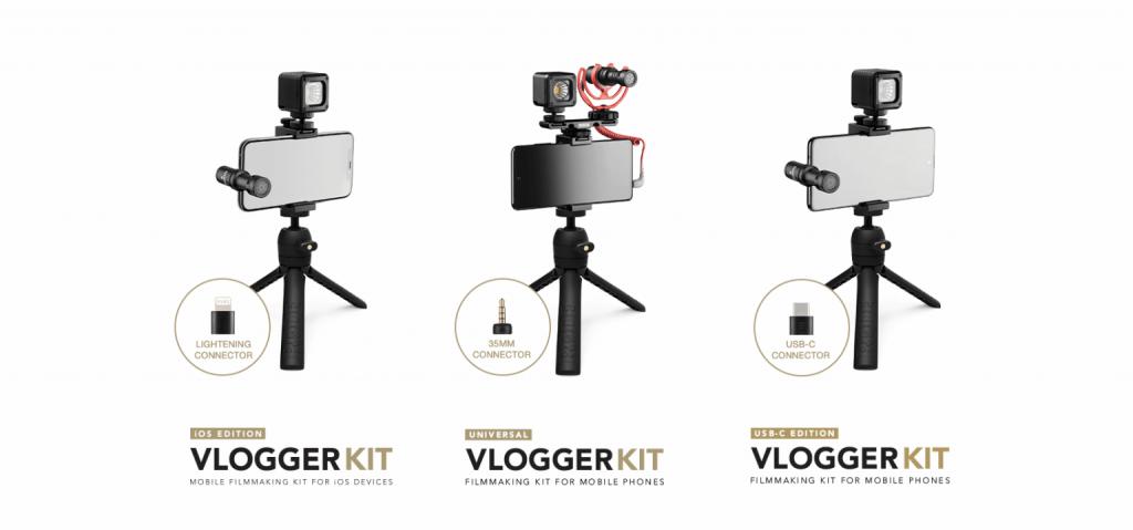 Vloggerkits